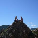 семья как поход в горы