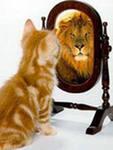 увидеть свое отражение в другом
